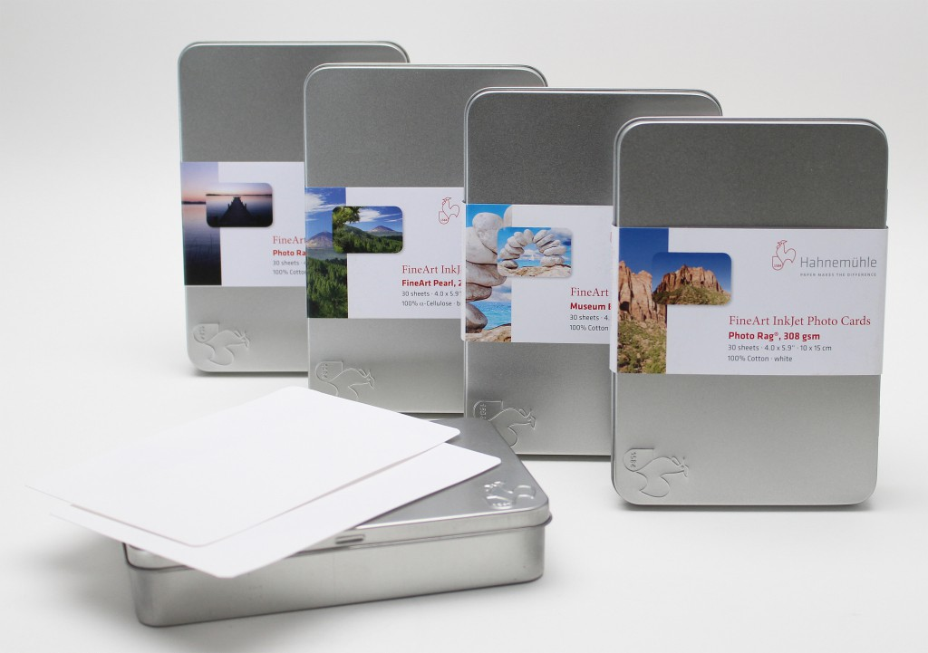 Hahnemühle Photo Cards 2