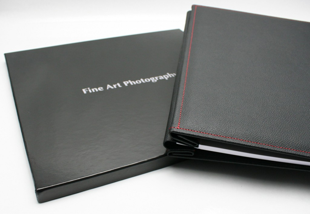 Hahnemuehle FineArt InkJet Leather Albums 2