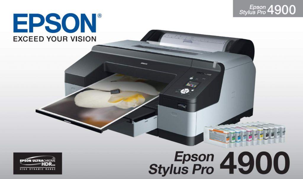 Epson Stylus Pro 4900 (2)